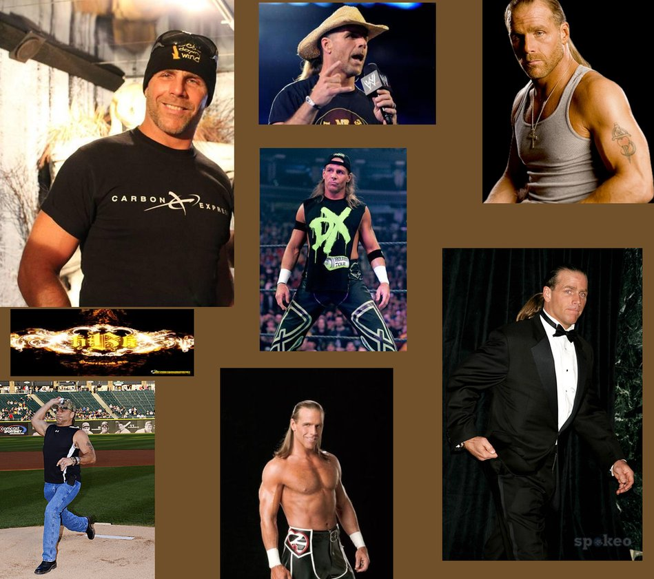 wwe Shawn Michaels wallpaper by celtakerthebest 949x841