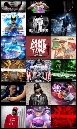 Future Rapper Wallpapers App for Android 307x512