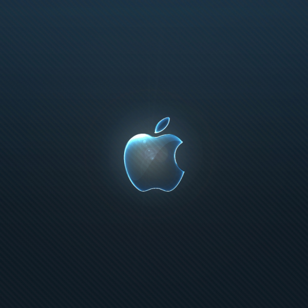 Wallpapers for iPad iPad 2 Apple Logo Wallpaper for iPad and iPad 600x600