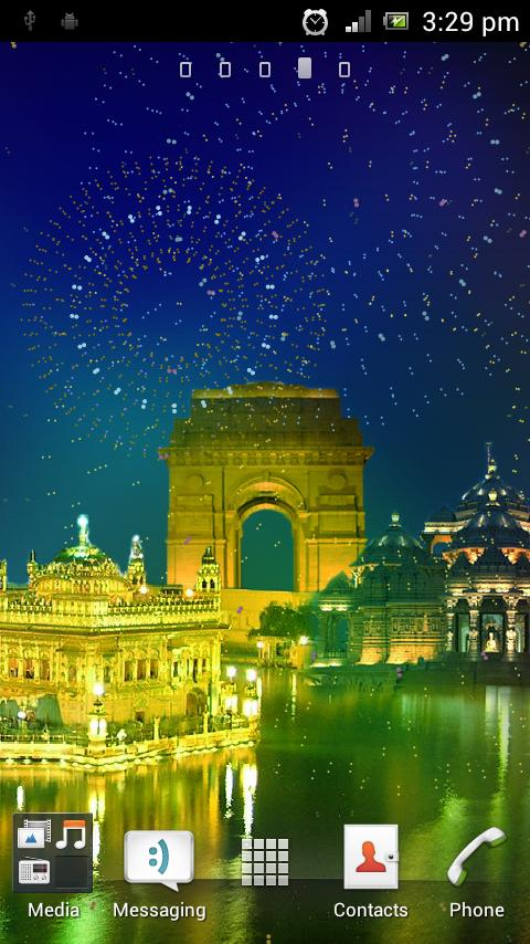 Happy Diwali HD Live wallpaper   Android Apps on Google Play 480x854