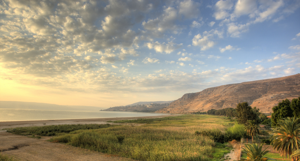 Things to see and do around Lake Kinneret Sea of Galilee 1024x550