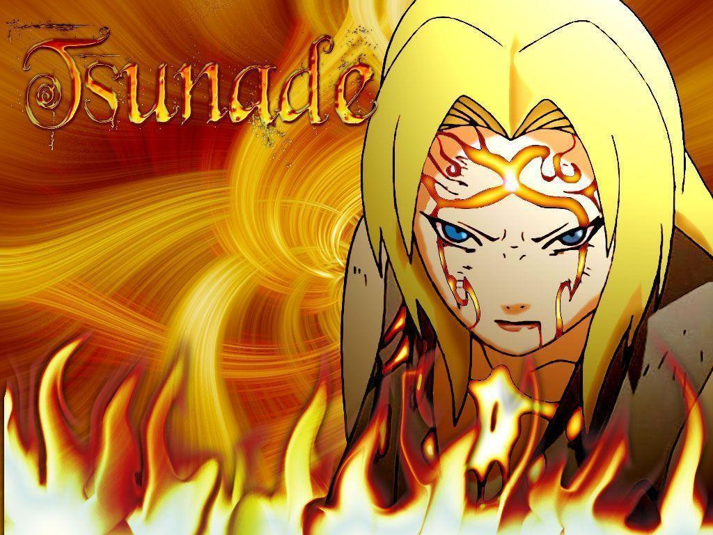 Lady Tsunade Wallpapers 1024x768