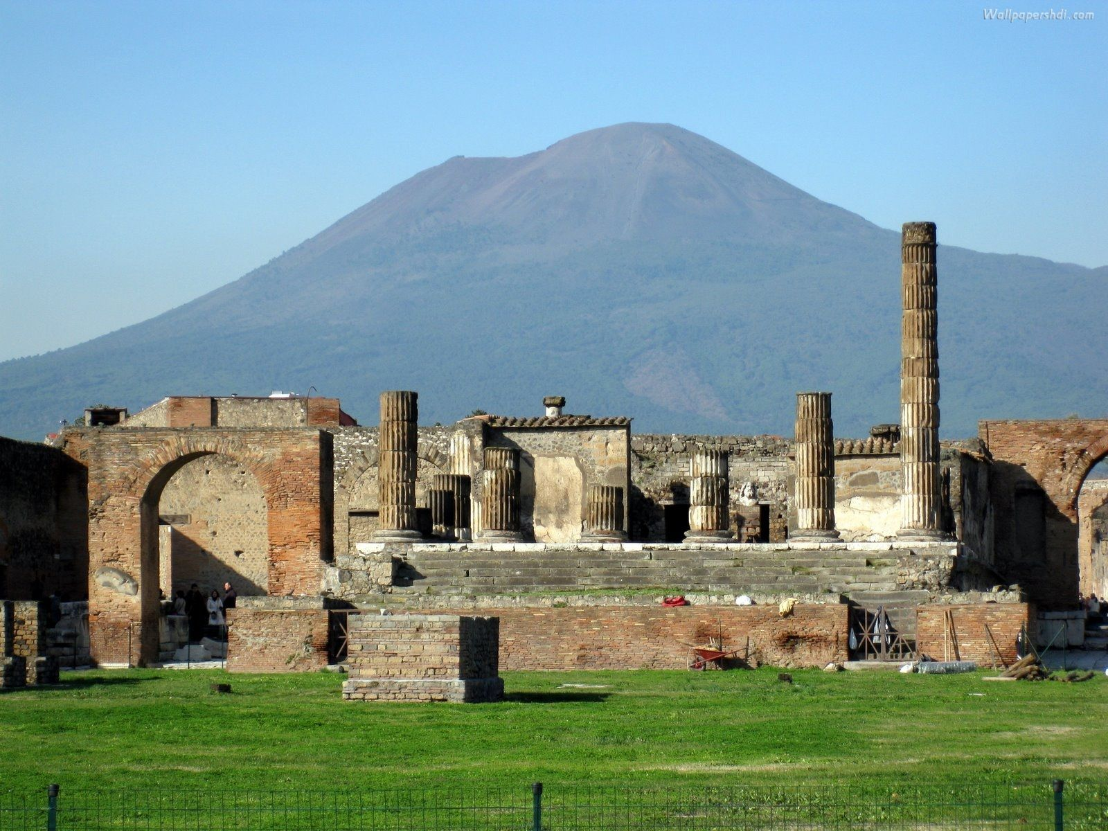 pompeii italy Pompeii italy wallpaper wallpaper hd for 1600x1200