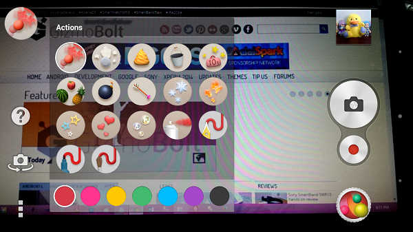 Xperia Z3 Ar Fun 1016 app