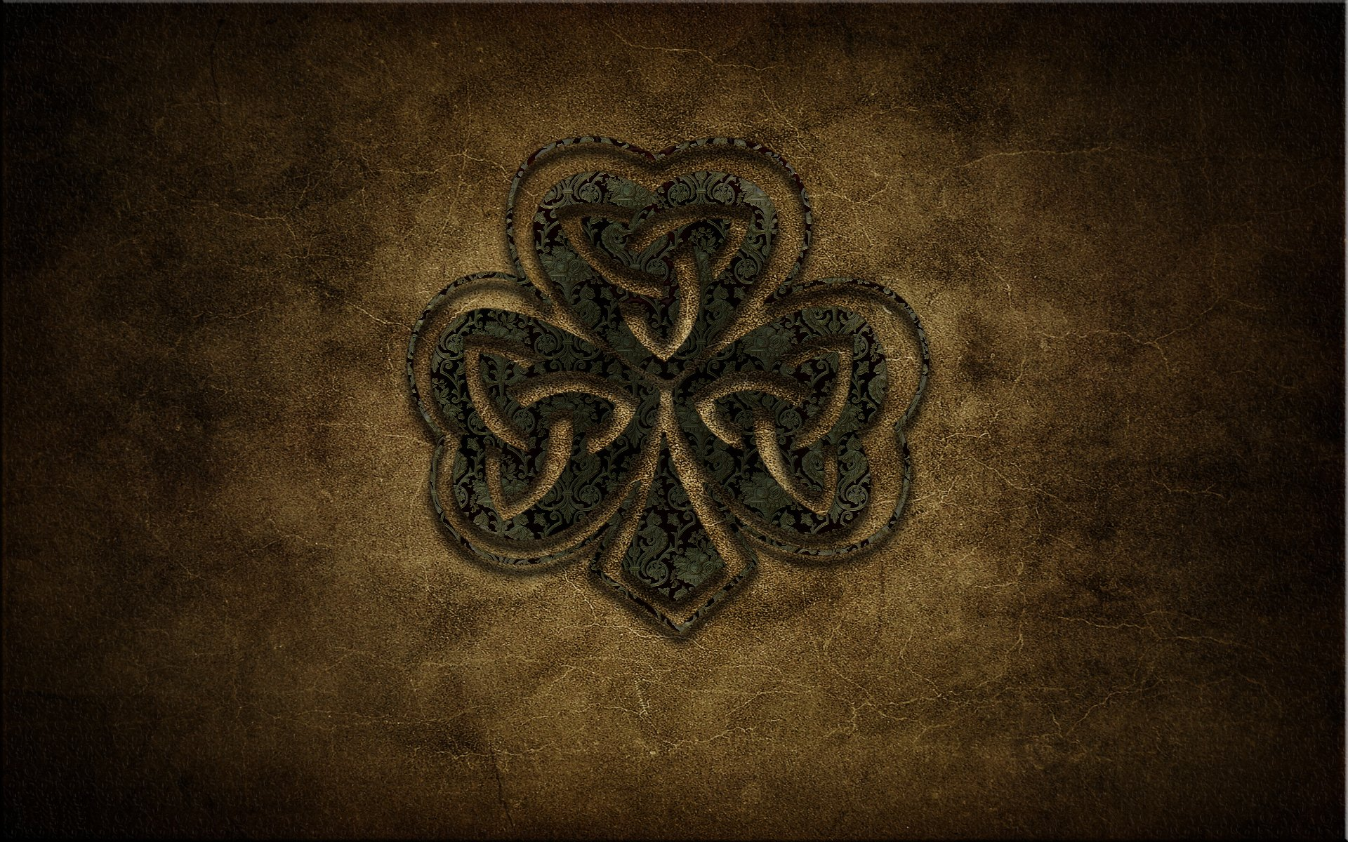 Celtic Shamrock Wallpapers Celtic Shamrock Myspace Backgrounds 1920x1200