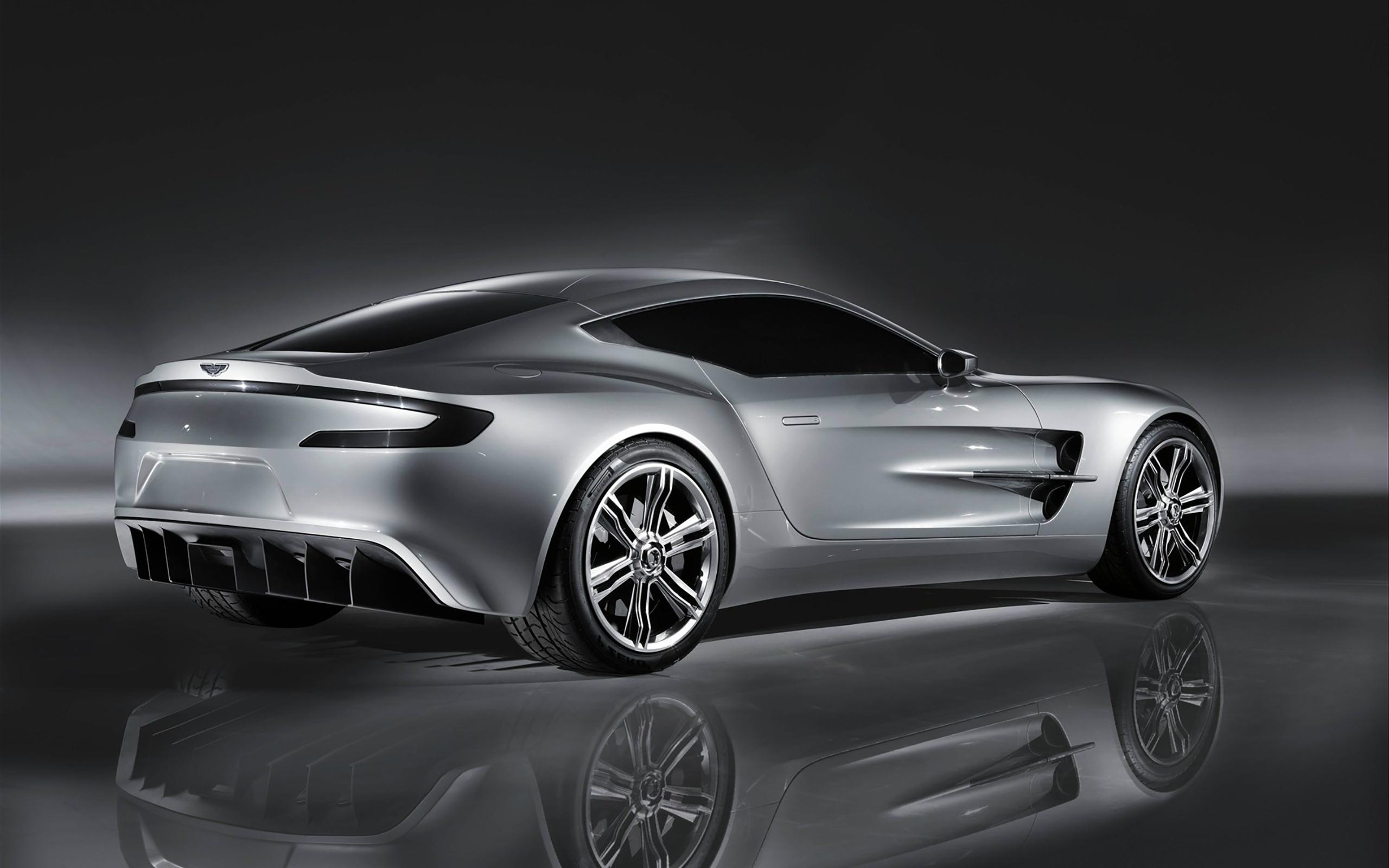 Aston Martin One 77 Concept Car 2560x1600