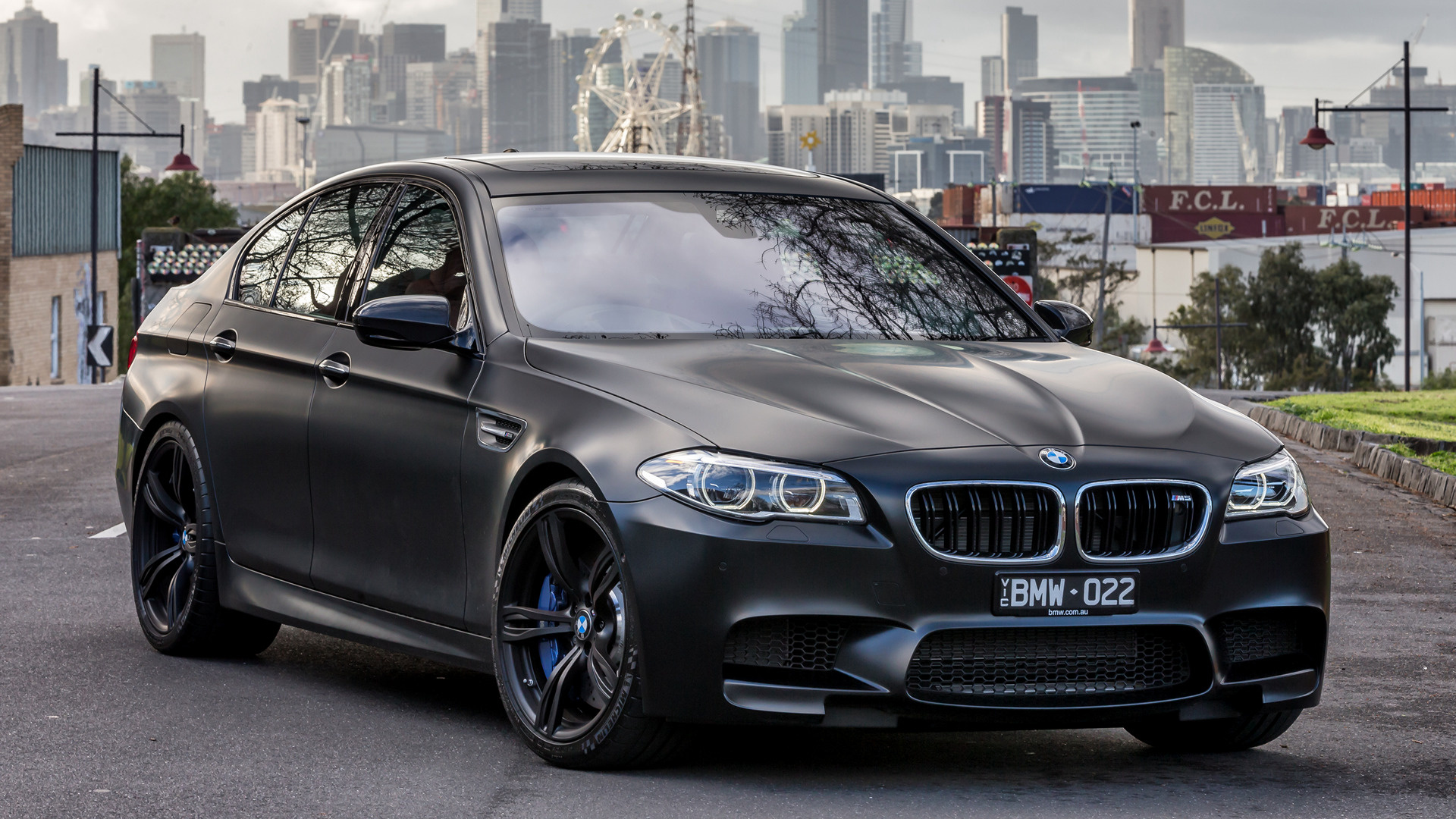 BMW M5 Nighthawk 2015 AU Wallpapers and HD Images   Car 1920x1080
