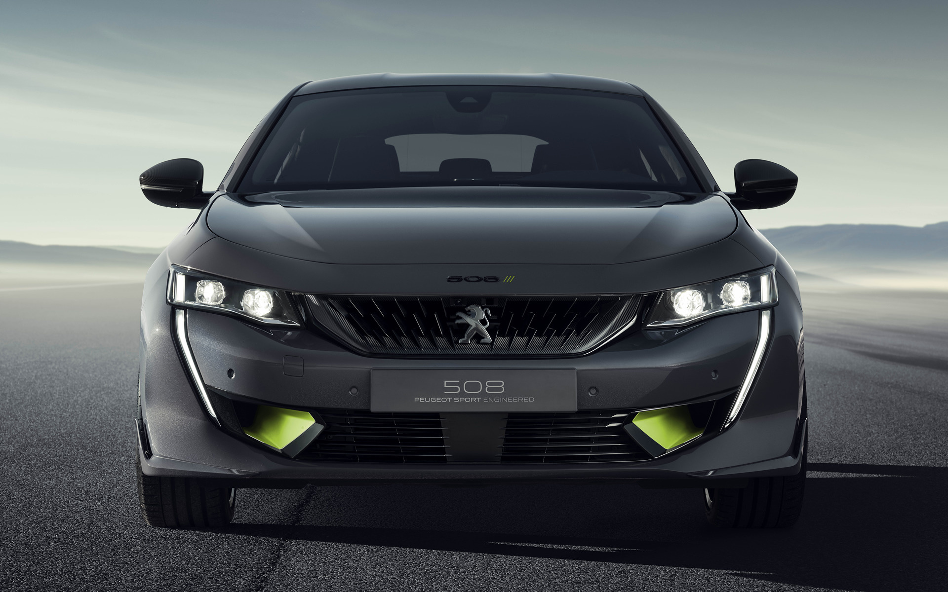 2019 Concept 508 Peugeot Sport Engineered   Wallpapers and HD 1920x1200
