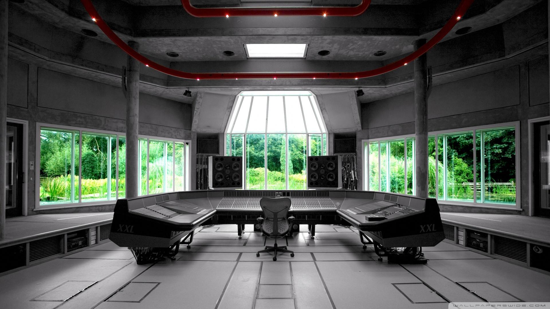 Music Recording Studio Wallpaper 1920x1080 Music Recording Studio 1920x1080