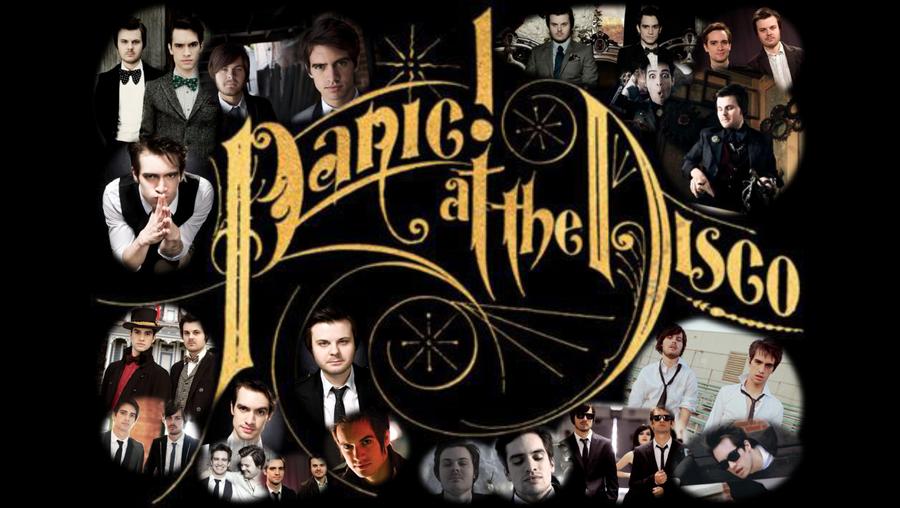 Panic at The Disco Wallpaper - WallpaperSafari