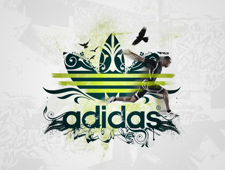 Aklama Adidas Geni Ekran Logo HD WallpapersGeni Ekran Masa 1360x1024