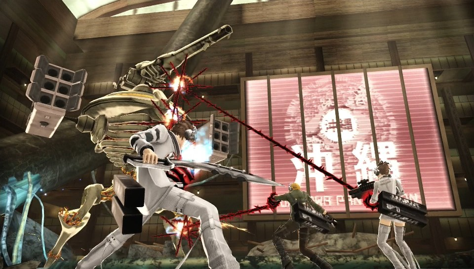 freedom wars screen 14 GameSaga PS4 Wii U Xbox One 3DS Vita 960x544