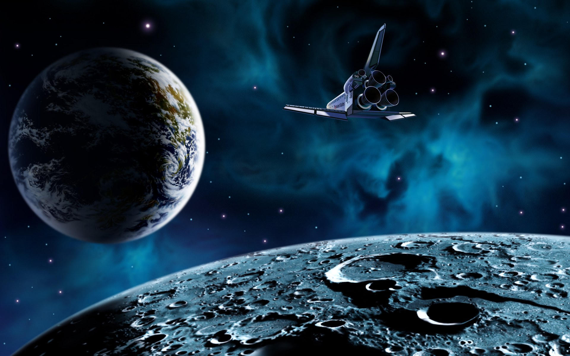 tags space art space art satellite date 10 10 09 resolution 1920x1200 1920x1200
