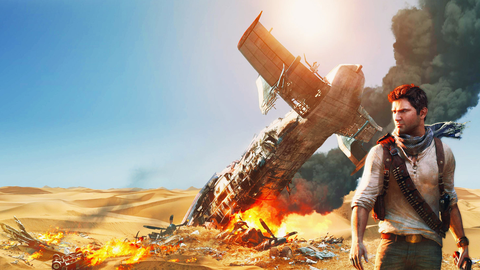 Awesome Uncharted Wallpaper 1920x1080