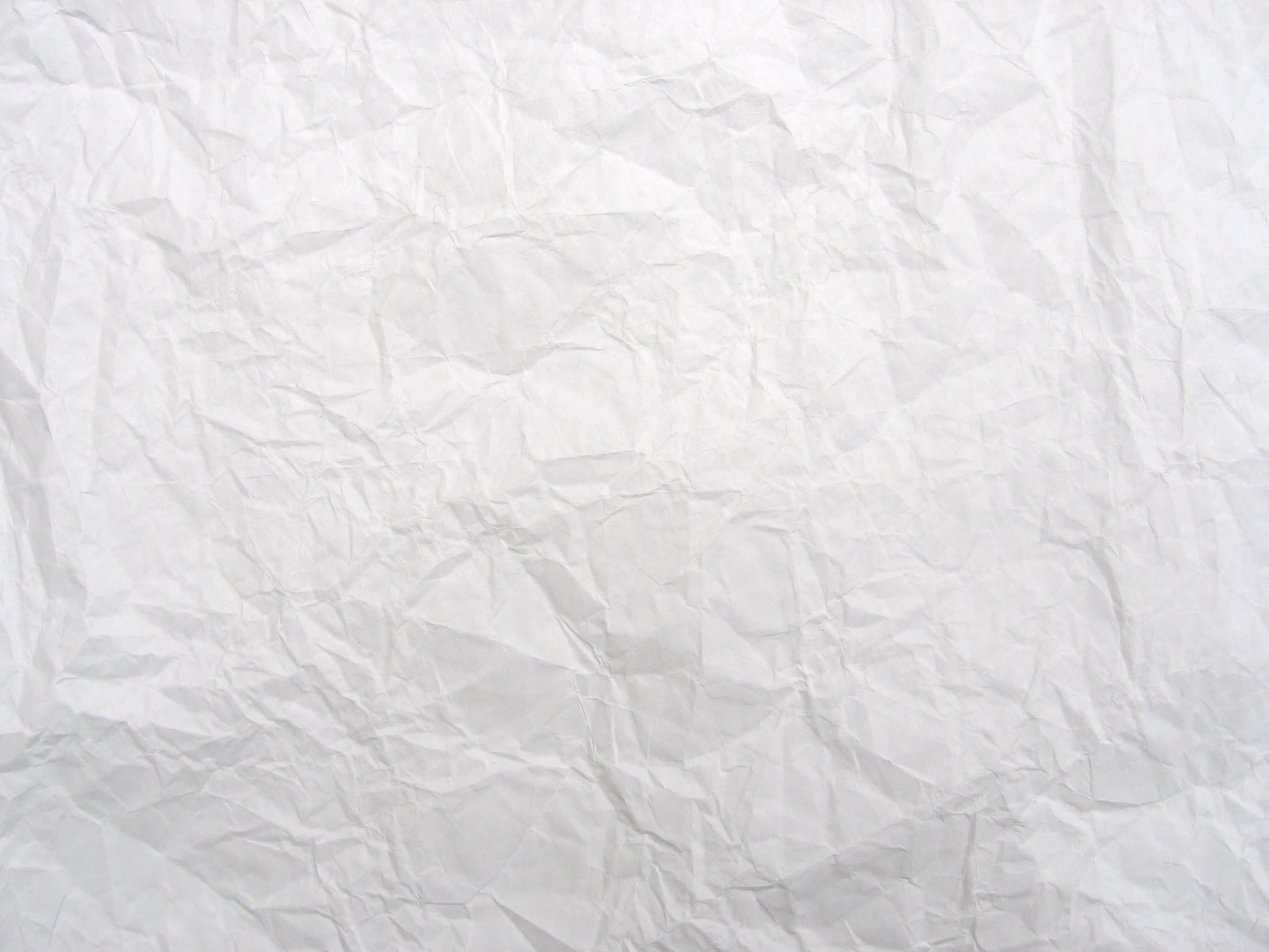 Crumpled White Wallpaper 2048x1536 Crumpled White Paper Texture By 2048x1536