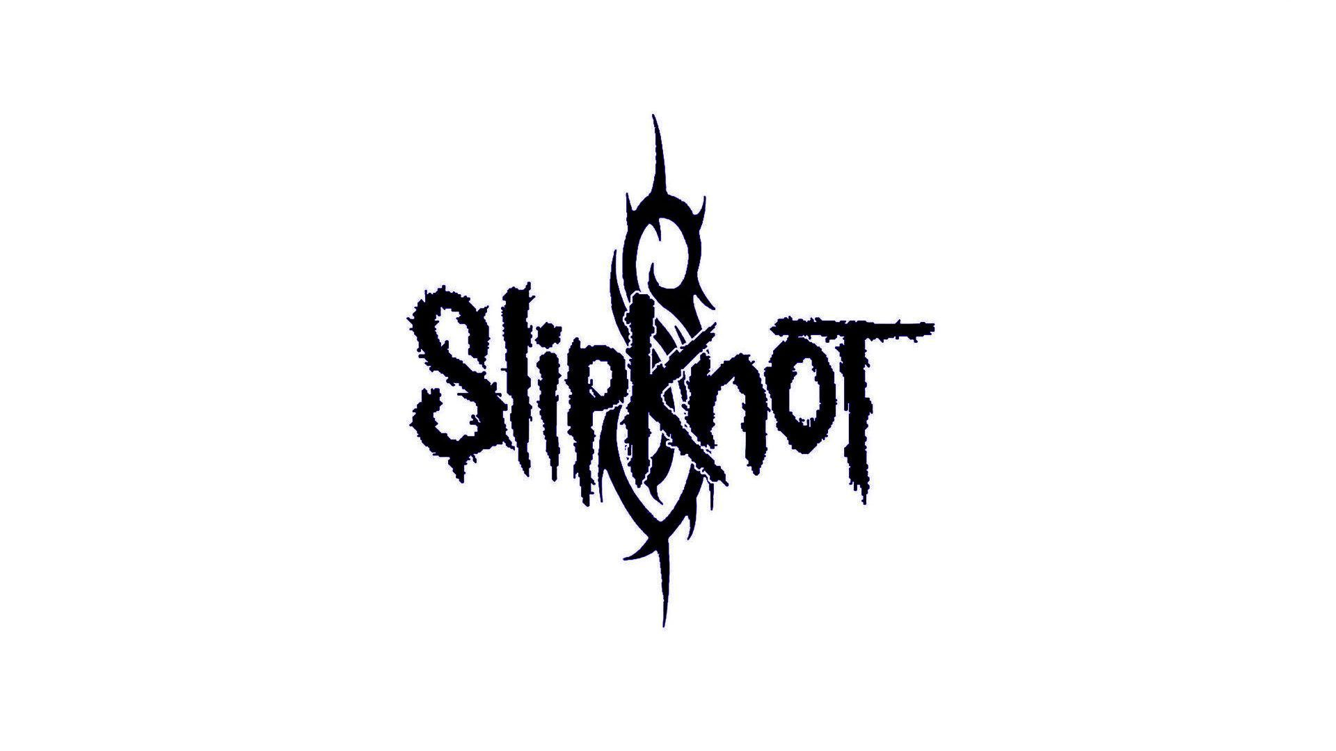 Simple Slipknot Logo Wallpapers HD HD Wallpapers 1920x1080