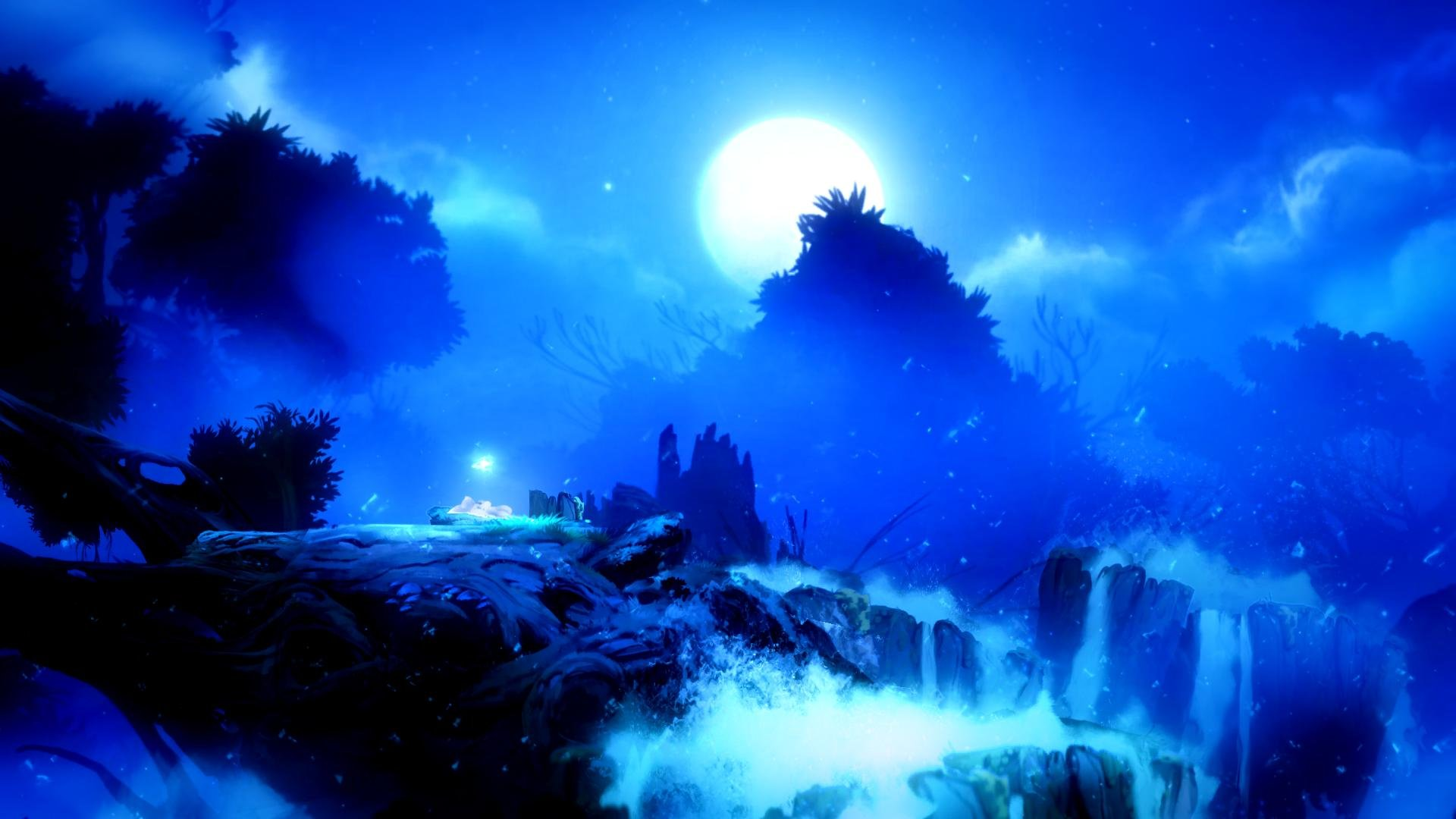 Free Download Ori And The Blind Forest Wallpapers Cool Ori And The
