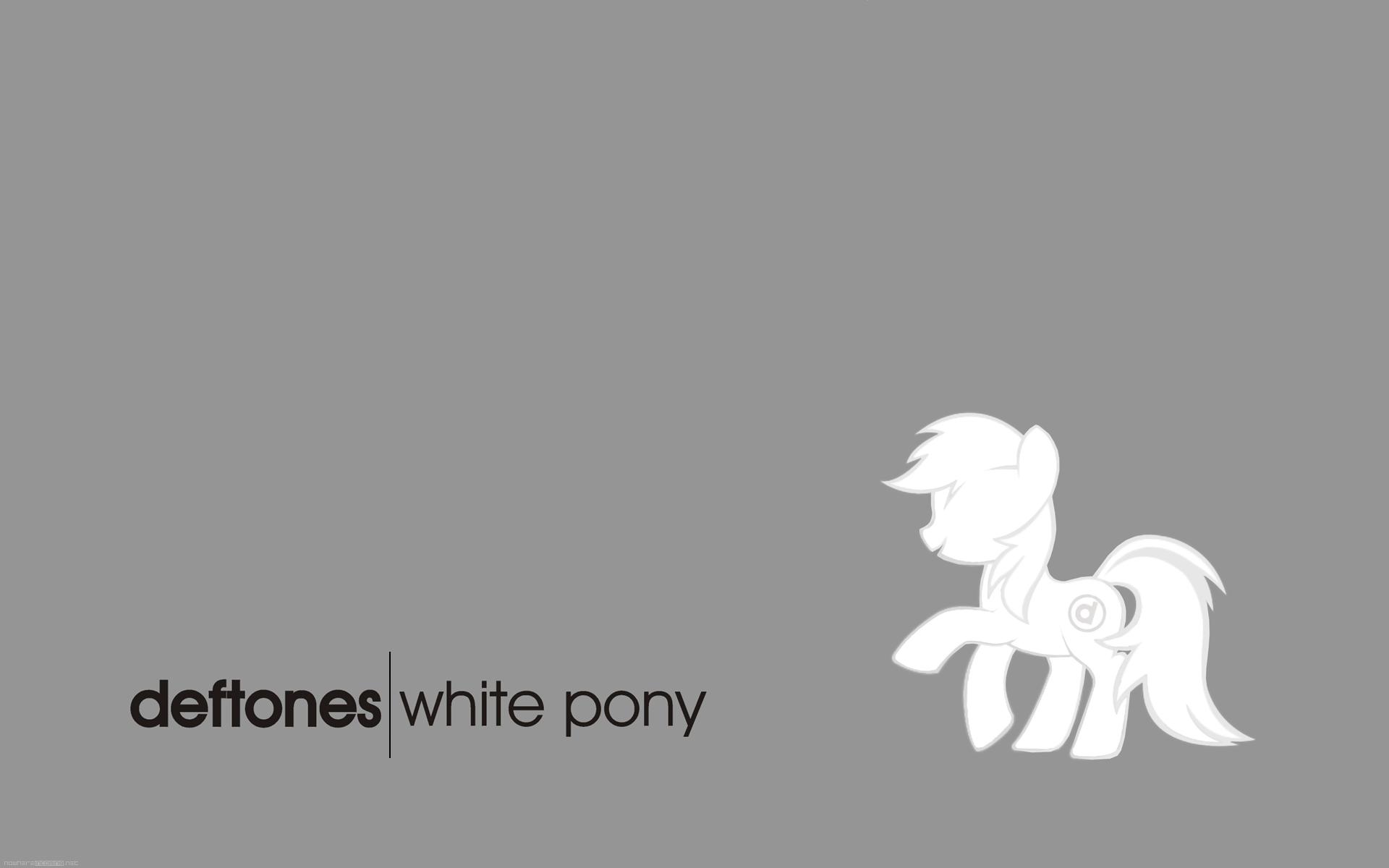Deftones My Wallpaper 1920x1200 Deftones My Little Pony Rainbow 1920x1200