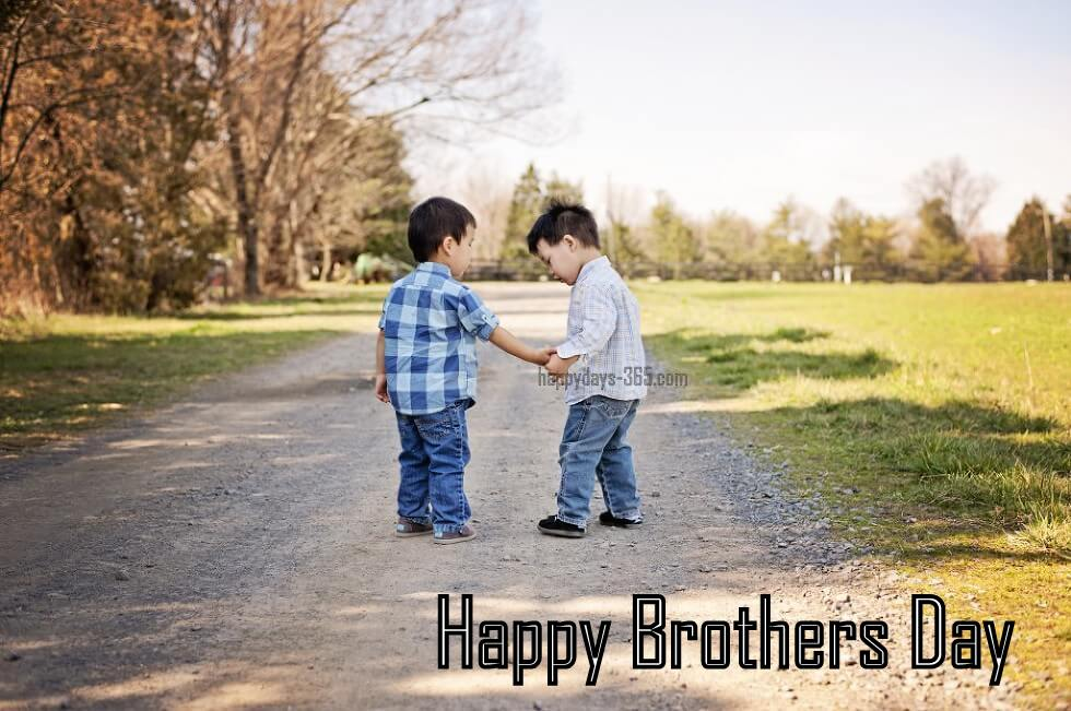 National Brothers Day   May 24 2020 Happy Days 365 980x651