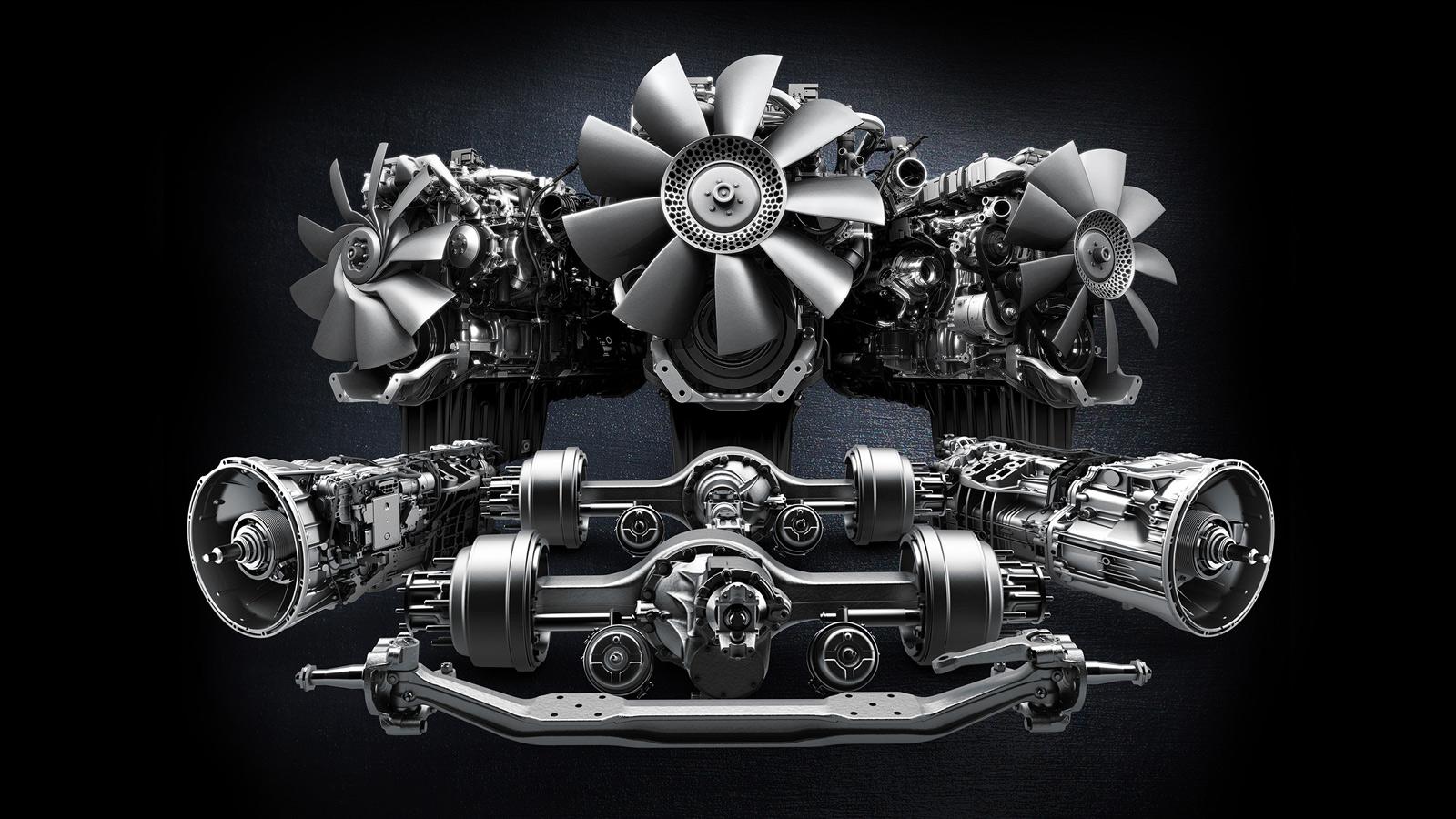 D Eav on Detroit Diesel Mbe 900 Engine