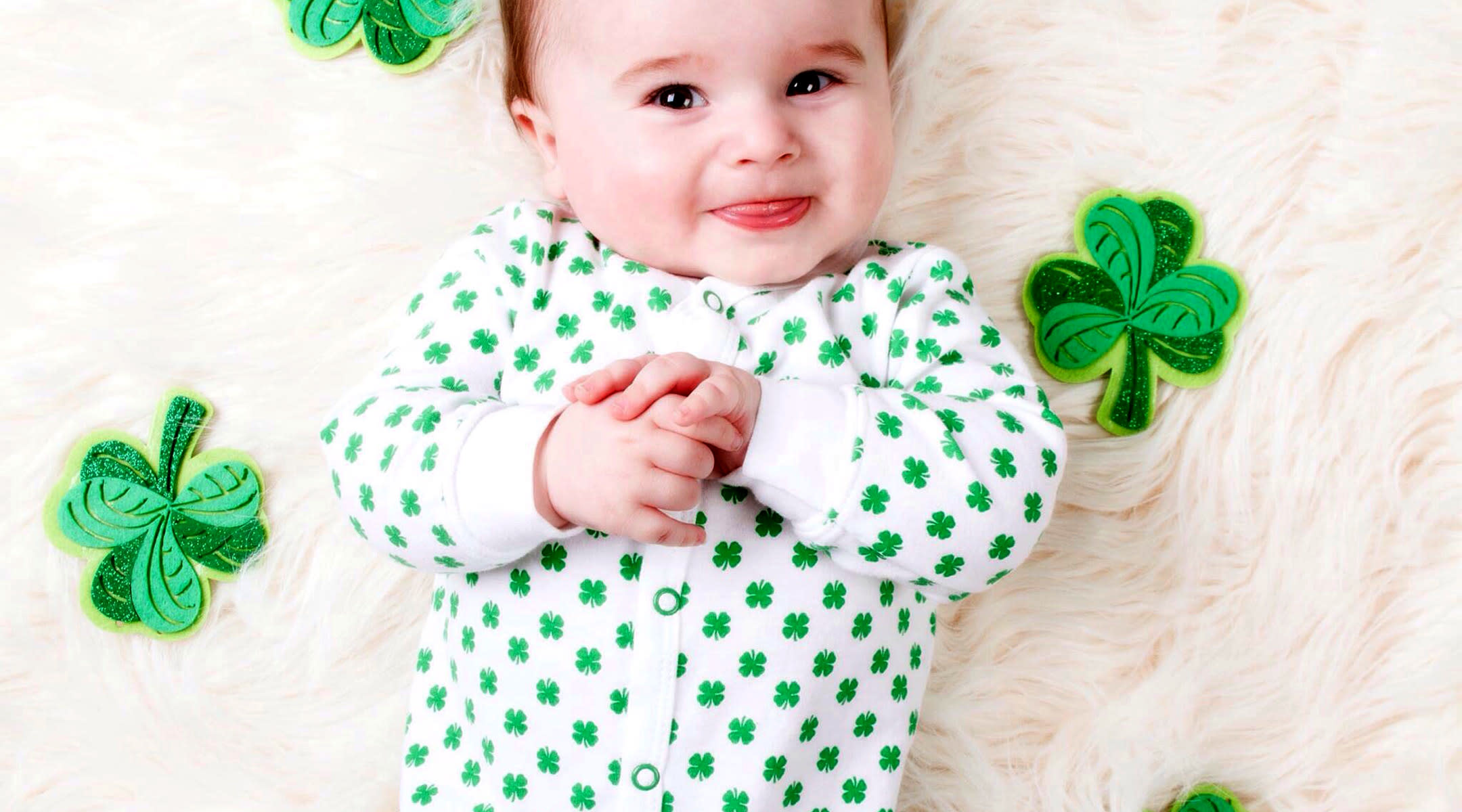 16 Toddler and Baby St Patricks Day Outfits for 2020 2160x1200