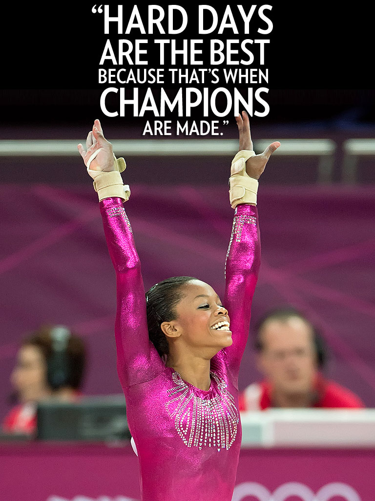 The gallery for    Gabby Douglas Quotes God 768x1024