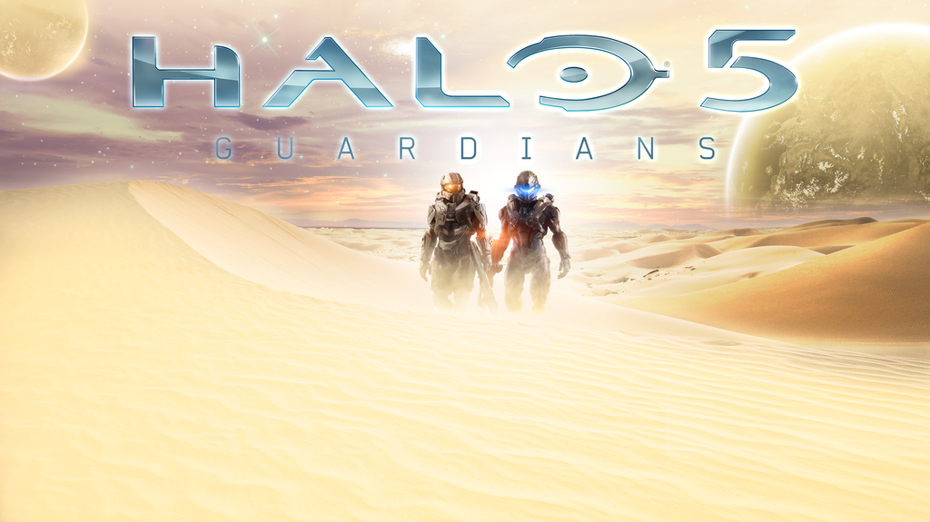Halo 5 Guardians   Wallpaper [Fan Art] by DecadeofSmackdownV3 on 1024x575