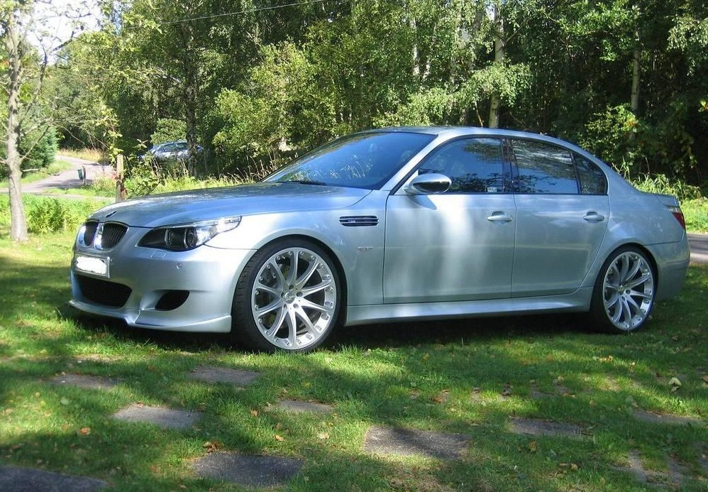 2006 BMW M5 Base picture exterior 998x693