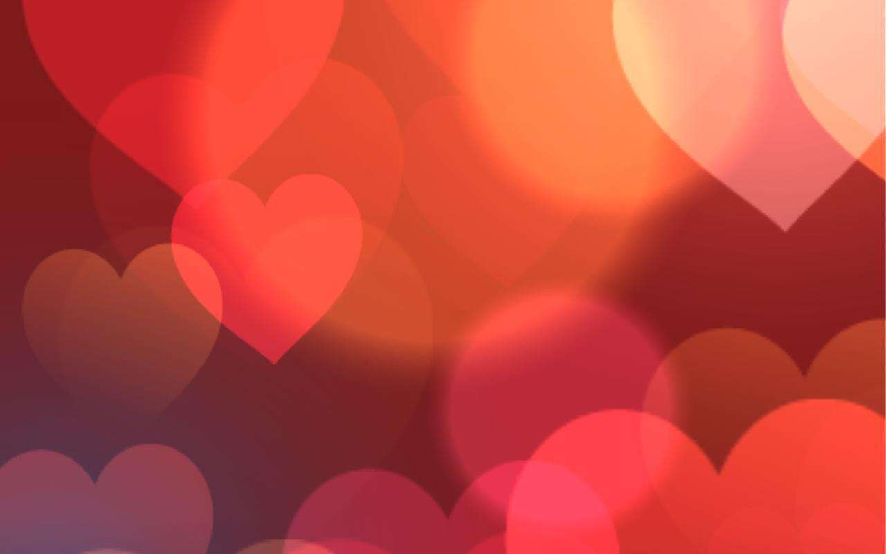 Hearts Wallpaper QyGjxZ [1280x800 ...