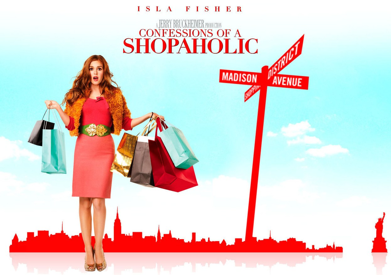 Shopaholic Wallpaper confessions of a shopaholic movie 3787136 1245x876