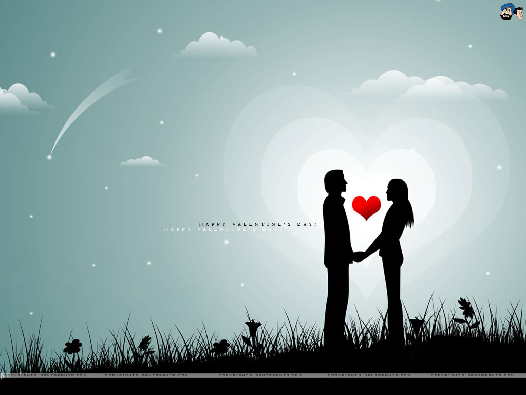 New Funny Pictures Beautiful Valentines Day Wallpapers 1024x768