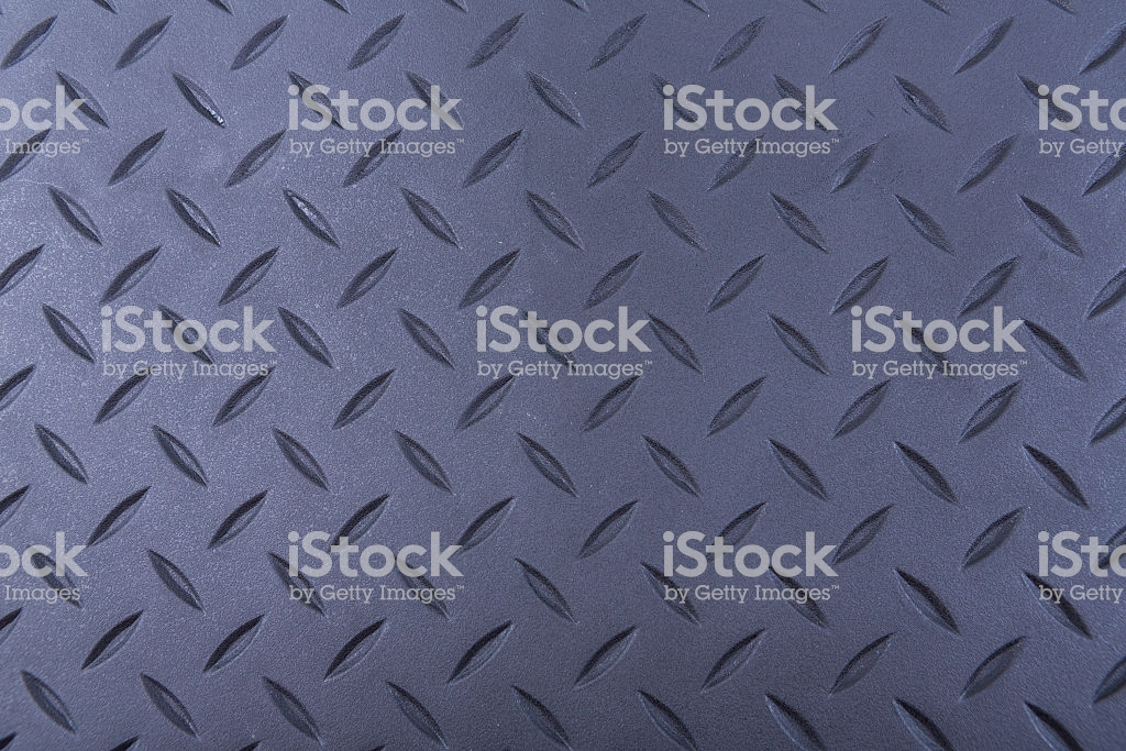 Tough Durable Diamond Plate Black Rubber Background Stock Photo 1024x683
