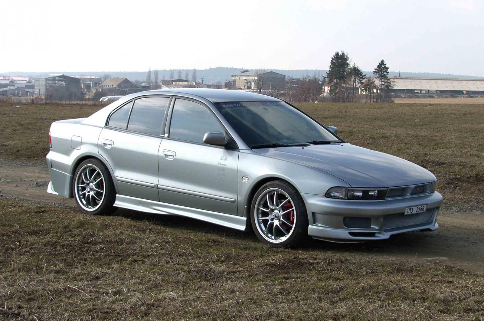 Free Download Mitsubishi Galant 25 V6 Wallpaper 46062
