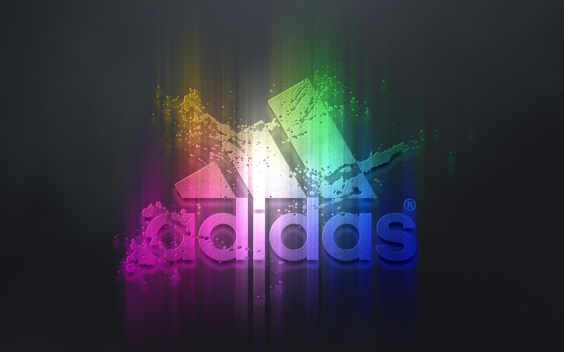 Adidas Spray Paint Cool HD Wallpaper 4878 HD Wallpaper 3D Desktop 1920x1200