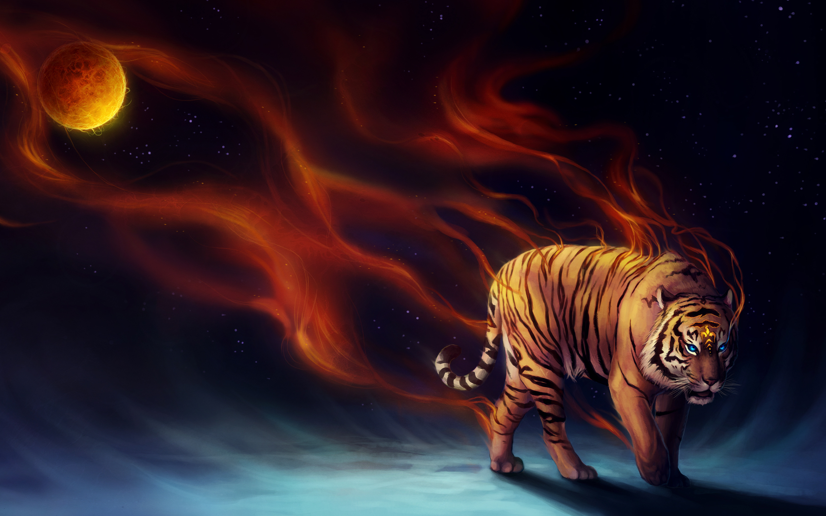 Tiger Power Exclusive HD Wallpapers 3645 2880x1800