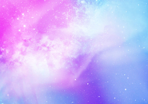 blue, galaxy, pink , space - image #705734 on Favim.com