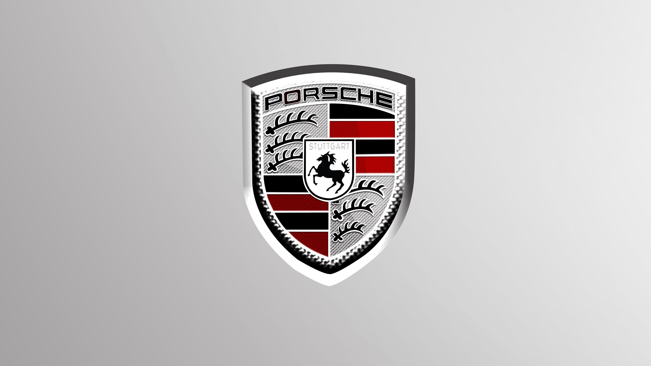 Free Download Porsche Logo Hd 41458 25601440 Px Fond Ecran