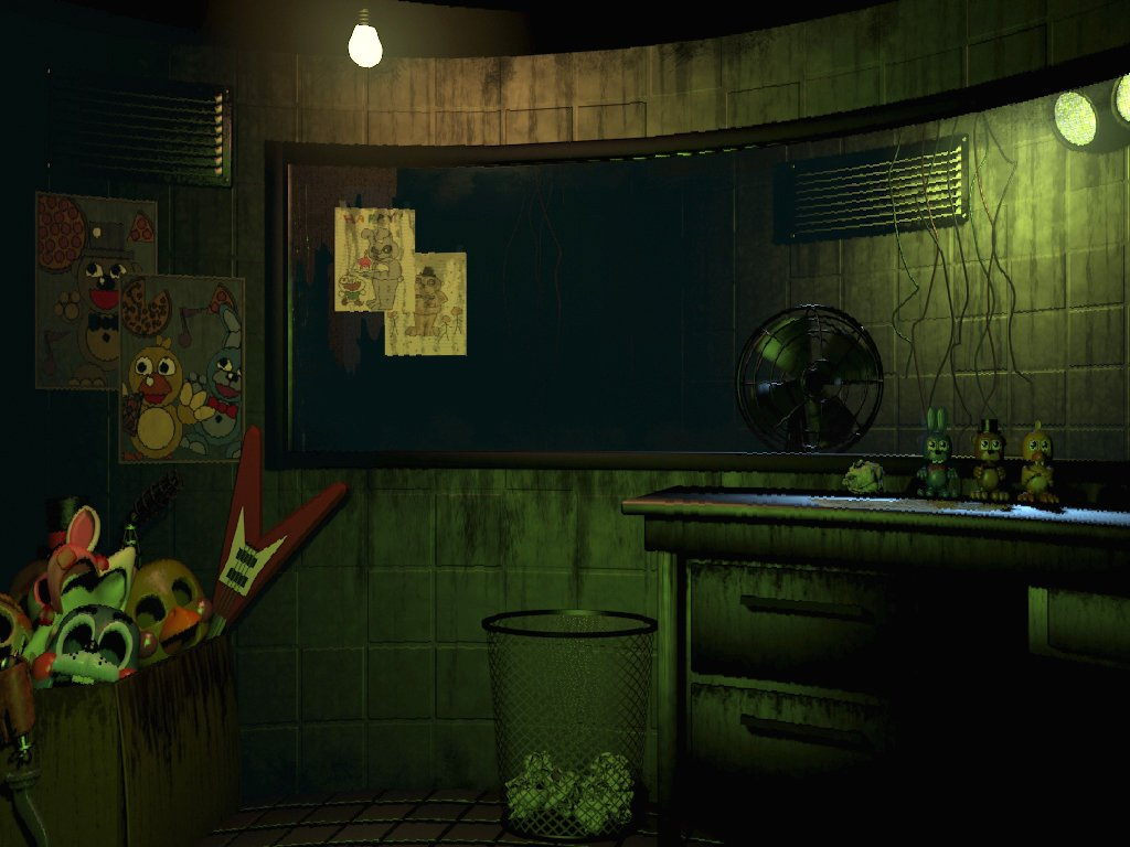 Five Nights at Freddys 3   Imgenes juego PC   3DJuegos 1024x768
