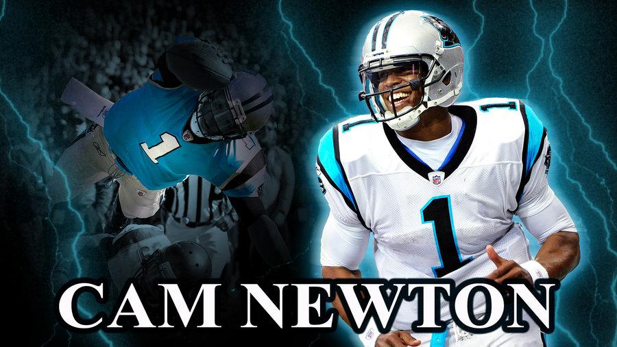 Cam Newton NFL Wallpaper by jason284 900x506