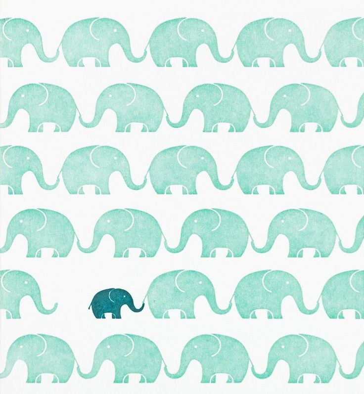 Free Download Elephant Background Patterns Wallpapers Pinterest 736x797 For Your Desktop Mobile Tablet Explore 50 Pinterest Wallpaper Ideas Peel And Stick Wallpaper Wallpaper Decorating Ideas Hgtv Wallpaper Collection