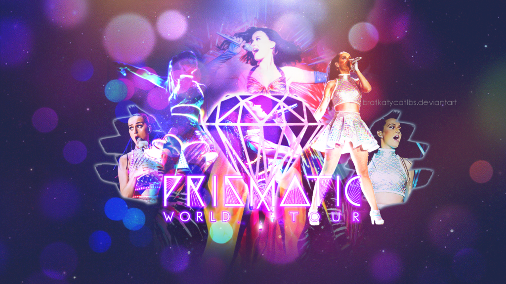 The Prismatic World Tour Wallpaper by BratKatycatLBS 1024x576