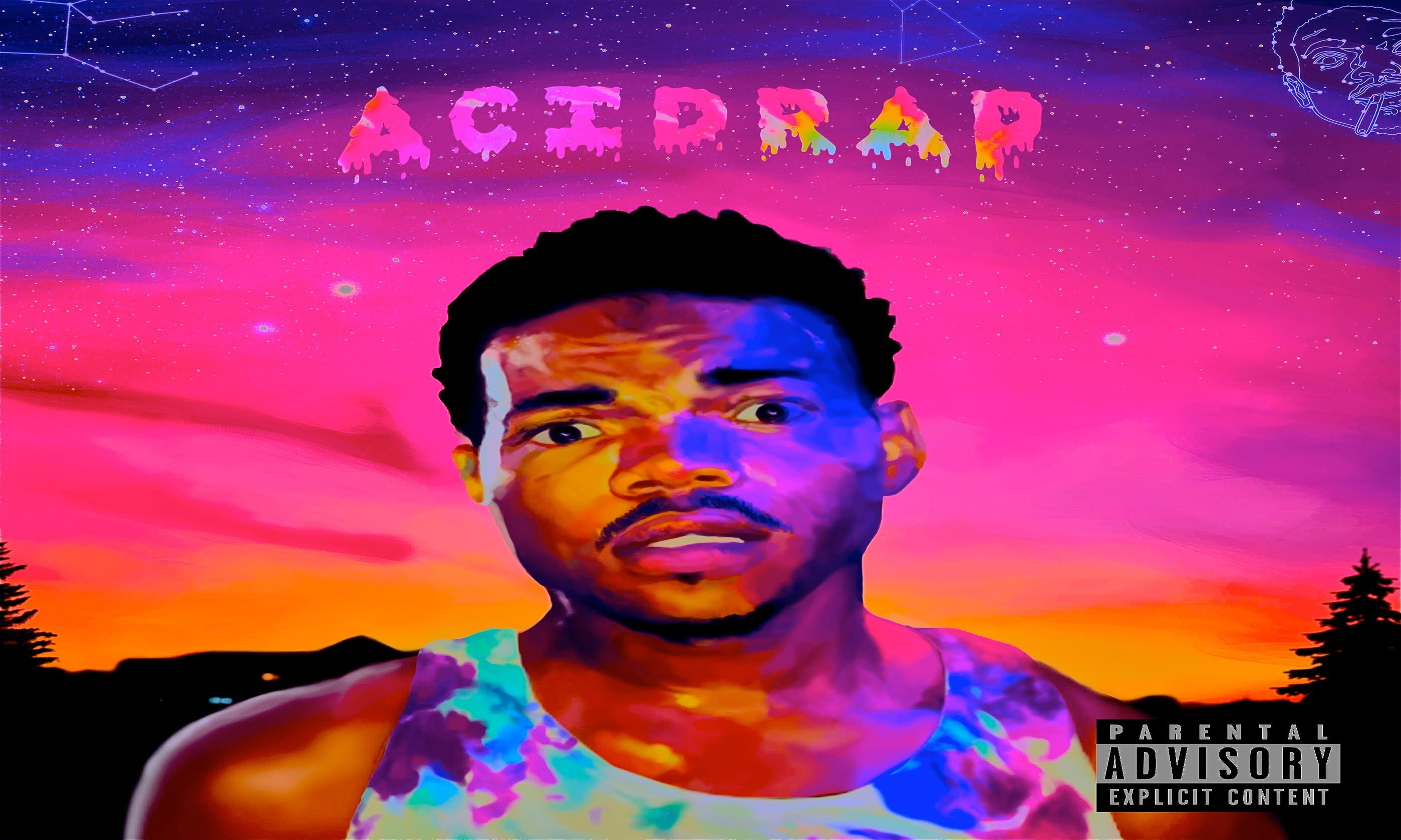 Chance The Rapper   Favorite Song ft Childish Gambino   Acid Rap 2797x1678
