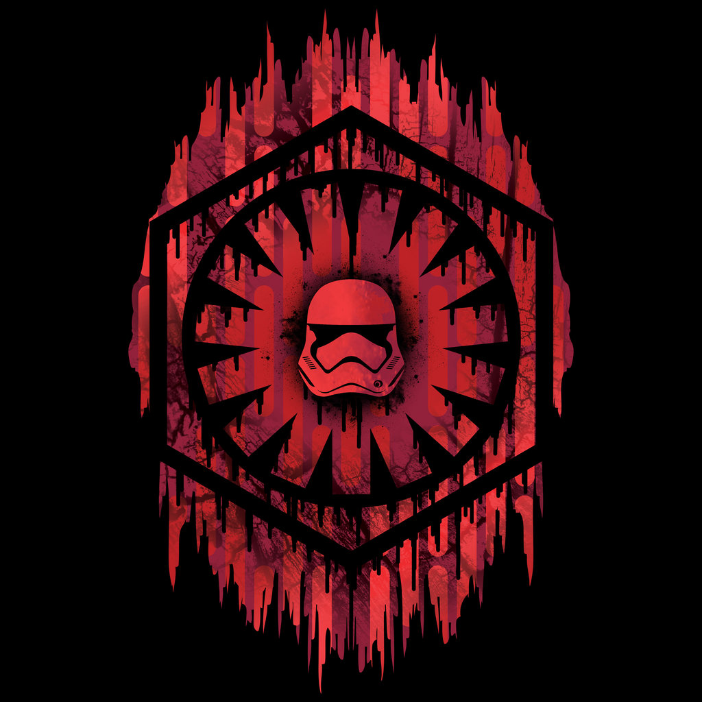 star wars first order wallpaper wallpapersafari. Black Bedroom Furniture Sets. Home Design Ideas