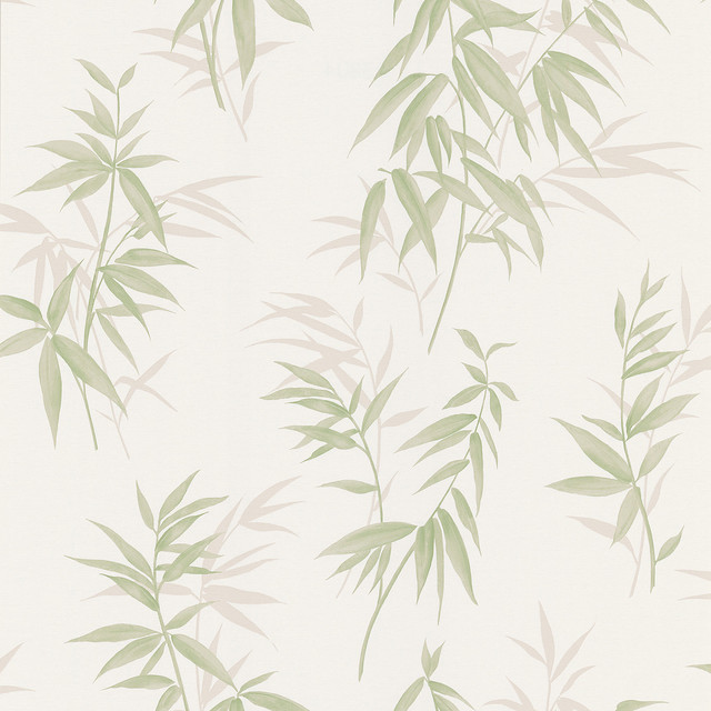Leaves Wallpaper   Tropical   Wallpaper   by Brewster Home Fashions 640x640