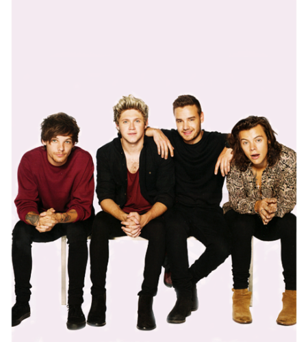The Annual Calendar 2016 Wallpaper images in the One Direction club 450x500