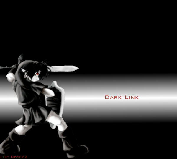 Dark link wallpaper by neothehedgehog2 600x540