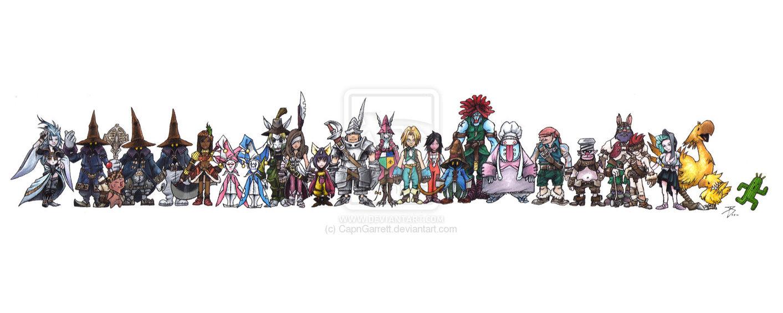 Free Download Wallpapers Wide Art Final Fantasy Ix Wallpaper