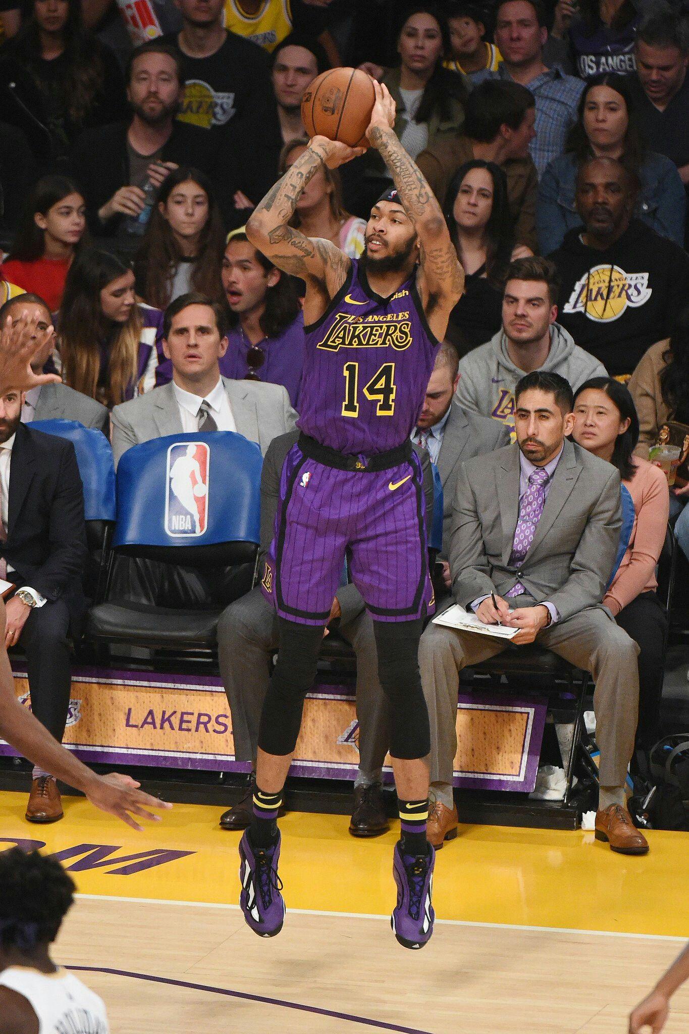 Pin by Shawn Gordon on NBA LAL Brandon ingram Nba basketball 1365x2048