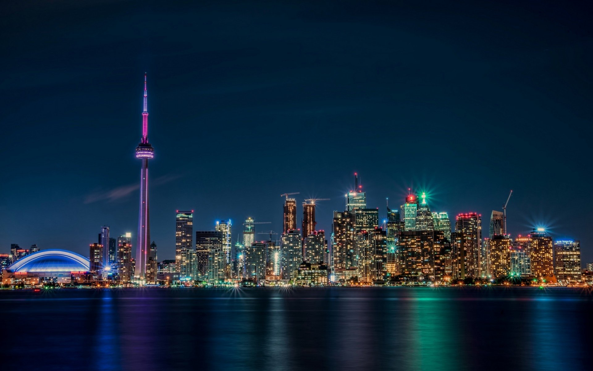 HD Wallpaper Wallpaper Cities Toronto 1685 high quality Backgrounds 1920x1200