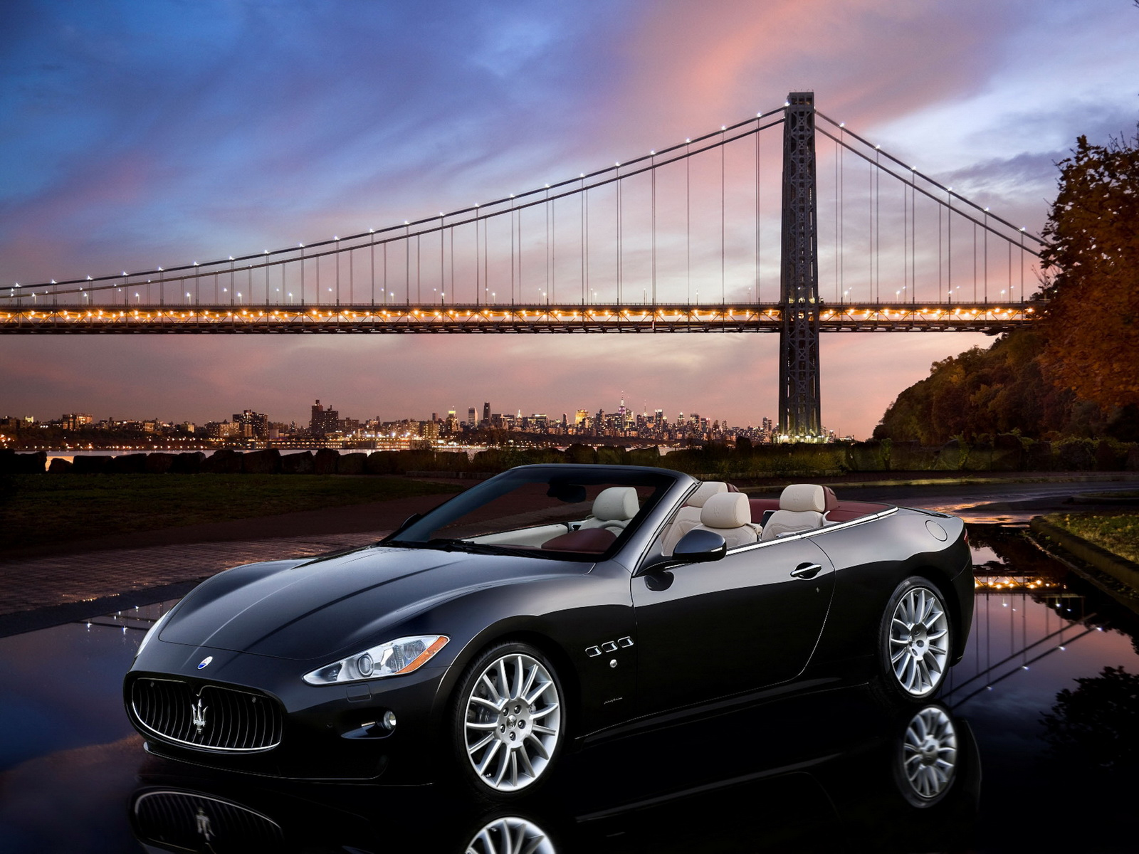 Maserati Gran Turismo GT Convertible HD Widescreen Wallpapers Car HD 1600x1200